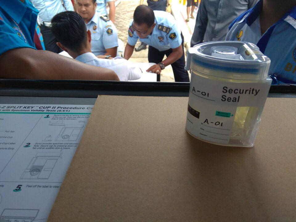 Rapat Koordinasi Program Pemberdayaan Anti Narkoba