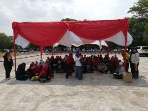 PERINGATI HARI REMAJA INTERNASIONAL 2019, FORUM GENRE KUANSING UNDANG BNNK KUANSING SOSIALISASI P4GN